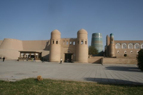 KHIVA..begin your journey back in time