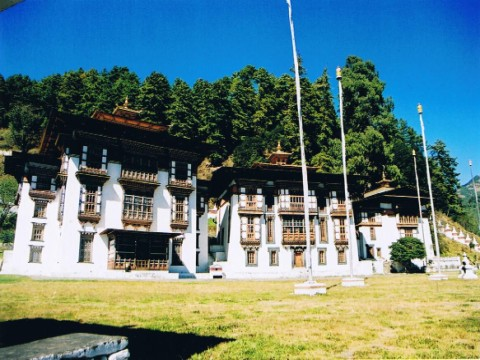 Kurje Temples & Royal Family Crypts- Bumthang