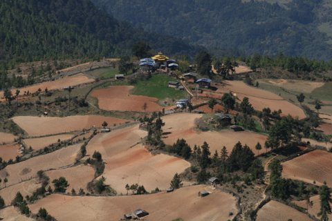 Bumthang Valley Village