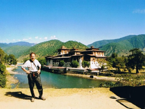 take a tour to bhutan